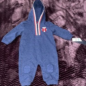 Tommy Hilfiger Baby Boys' Coverall